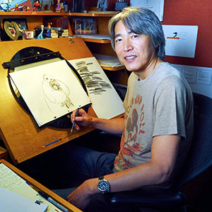 "Jin Kim, the film's animation director and character designer, made big contributions to Disney films like ""Frozen"" and ""BIg Hero 6."""