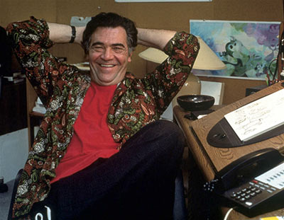 "Ralph Bakshi around the time of production of ""Cool World."""
