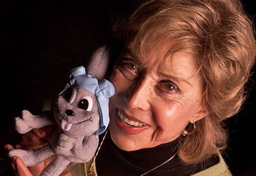 RIP legendary voice actress June Foray