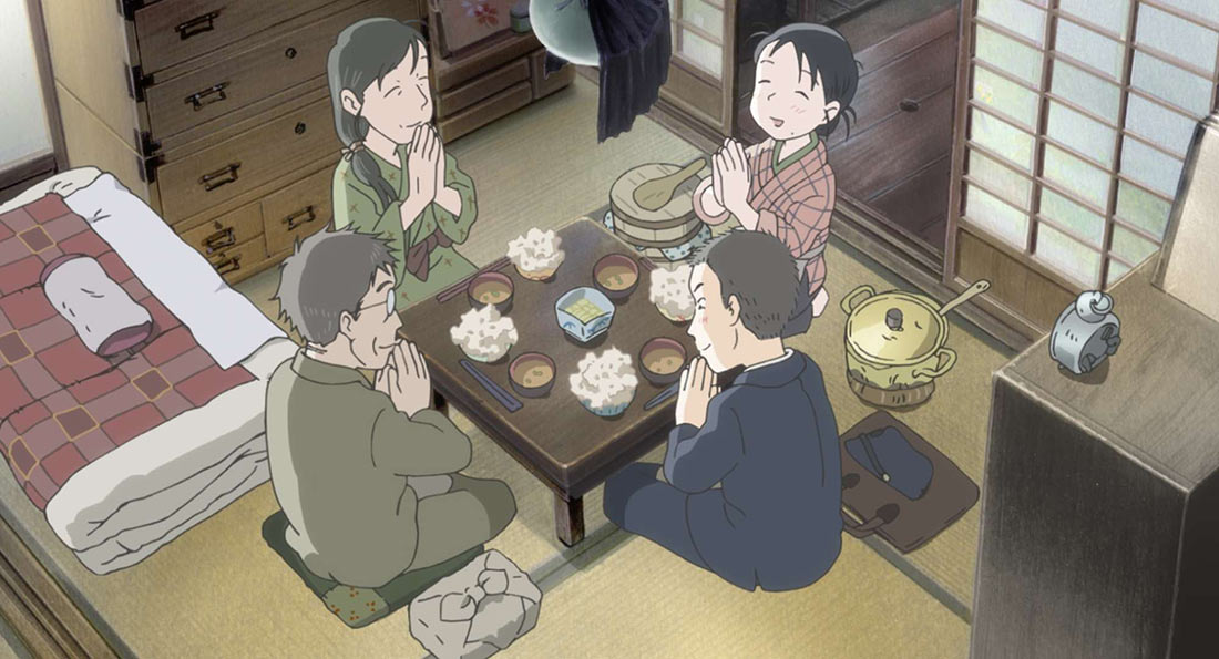 Get Down To The Details Sunao Katabuchi On In This Corner Of The World