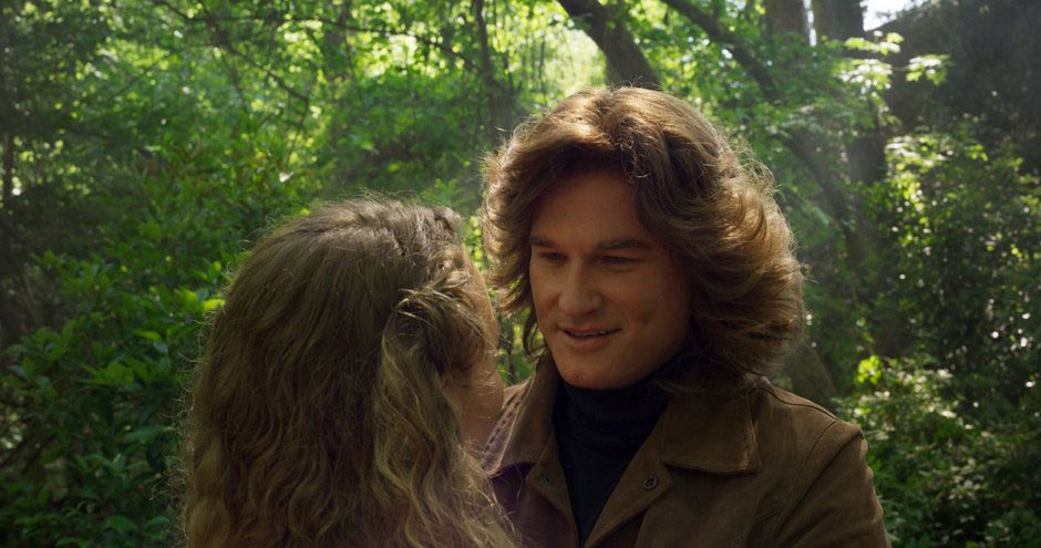 """""""Young"""" Kurt Russell in """"Guardians of the Galaxy Vol. 2."""""""