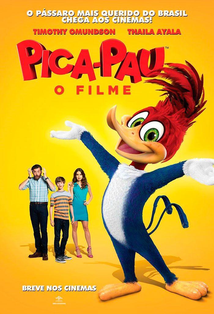 Pica-Pau: O Filme.
