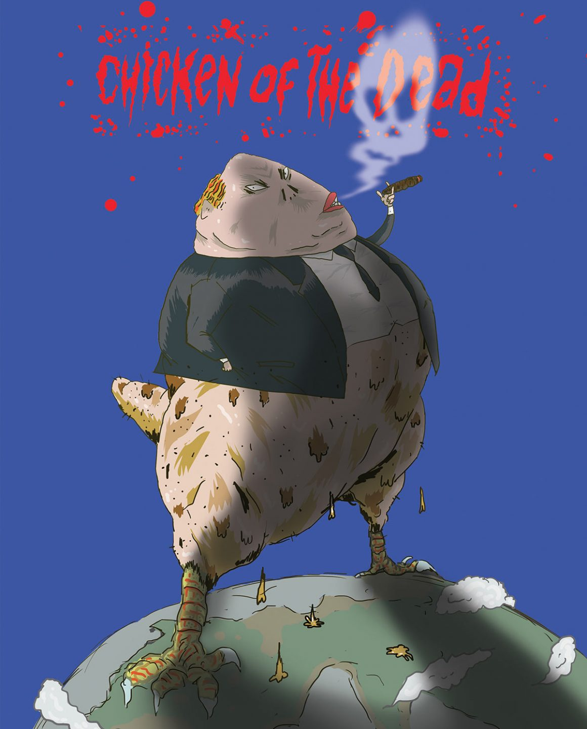 """Chicken of the Dead."""