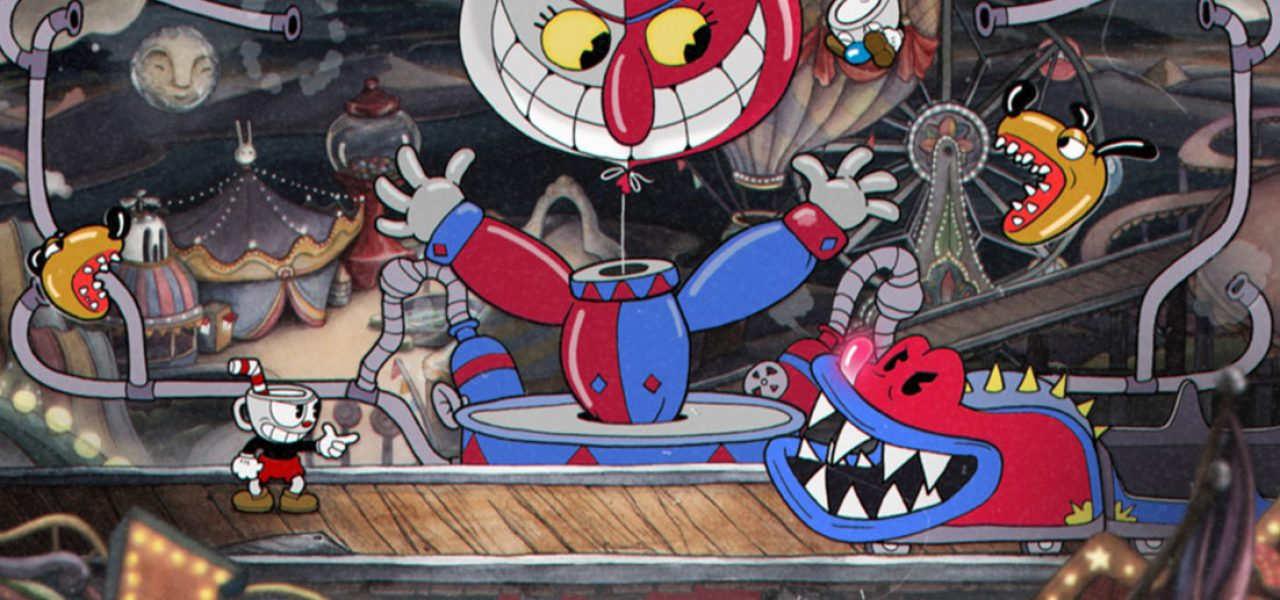 Cuphead Overflows With Classic Cartoon Surrealism