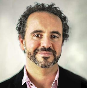 Frank Falcone, founder and president of Toronto's Guru Studio.