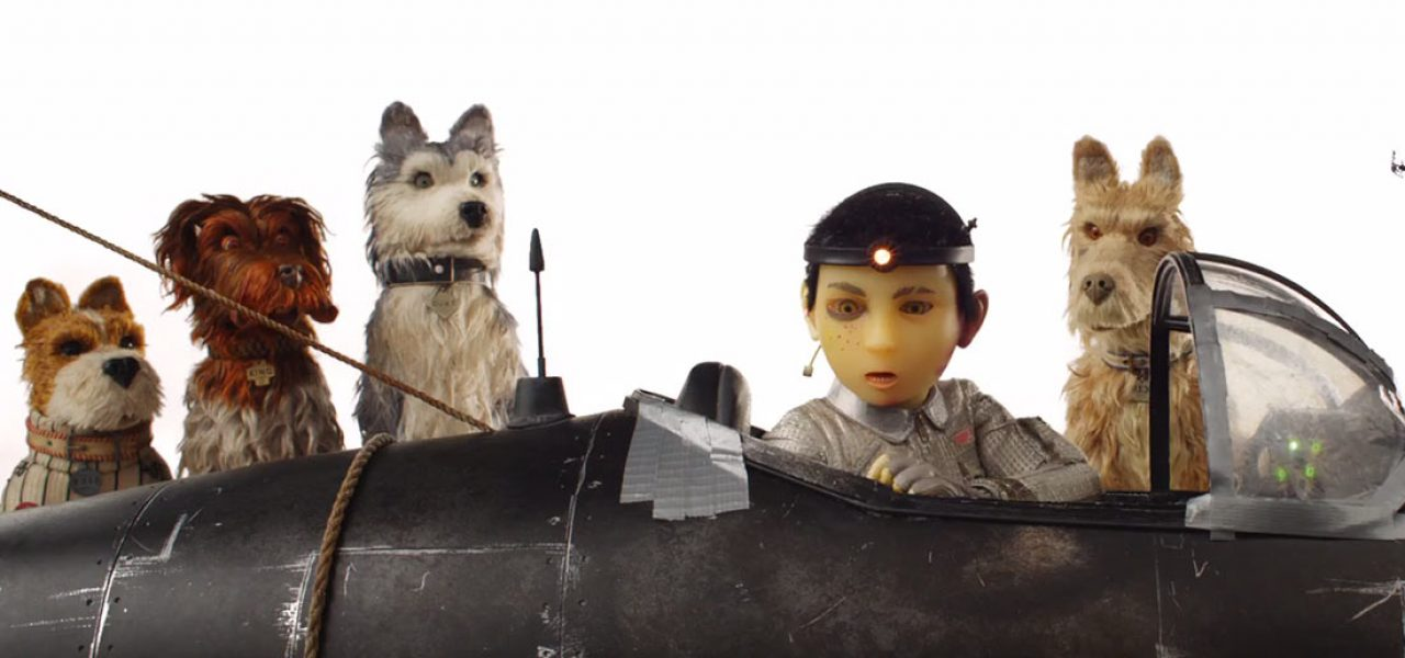 Image result for isle of dogs movie scenes