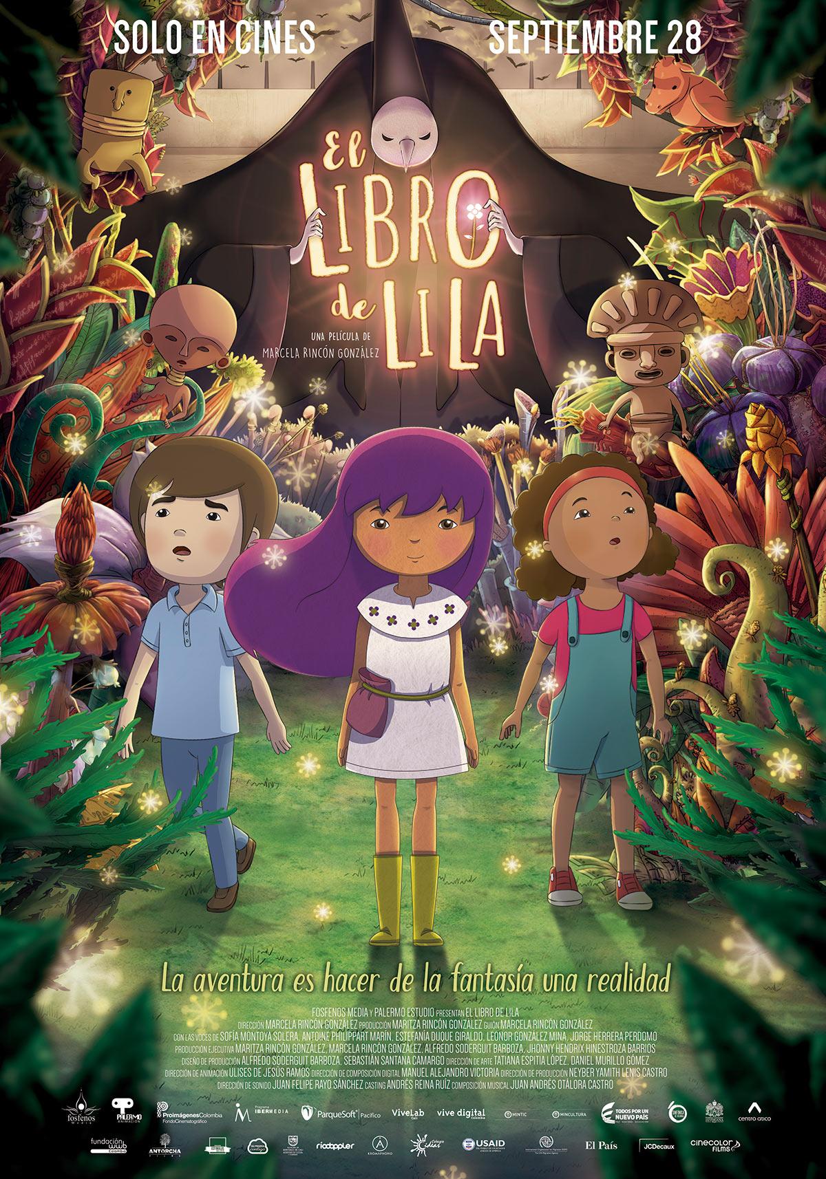 """""""Lila's Book."""""""