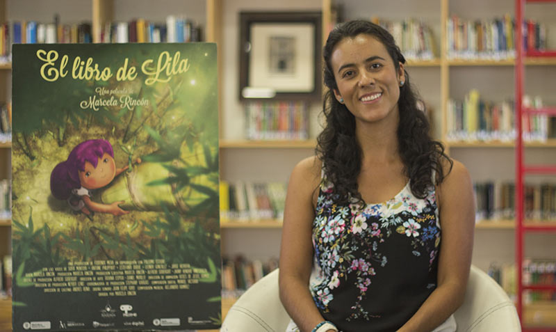 Director Marcela Rincon.