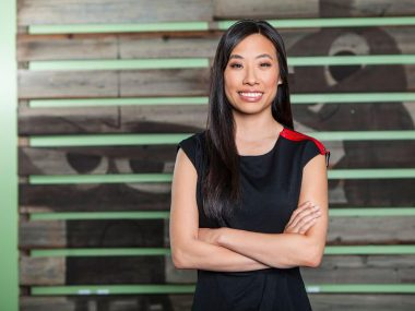 Maureen Fan, CEO and co-founder of Baobab Studios.