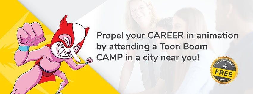 Toon Boom Camp