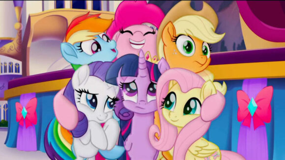 my little pony the movie opens in 4th despicable me passes