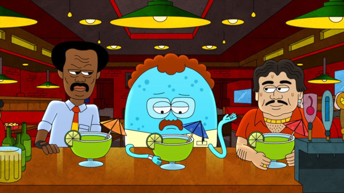 8ff0fa9579d2 A Cartoon s Cartoon  Phil LaMarr And Carl Jones On Adult Swim s New ...