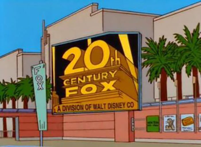 "Screencap from ""The Simpsons."""
