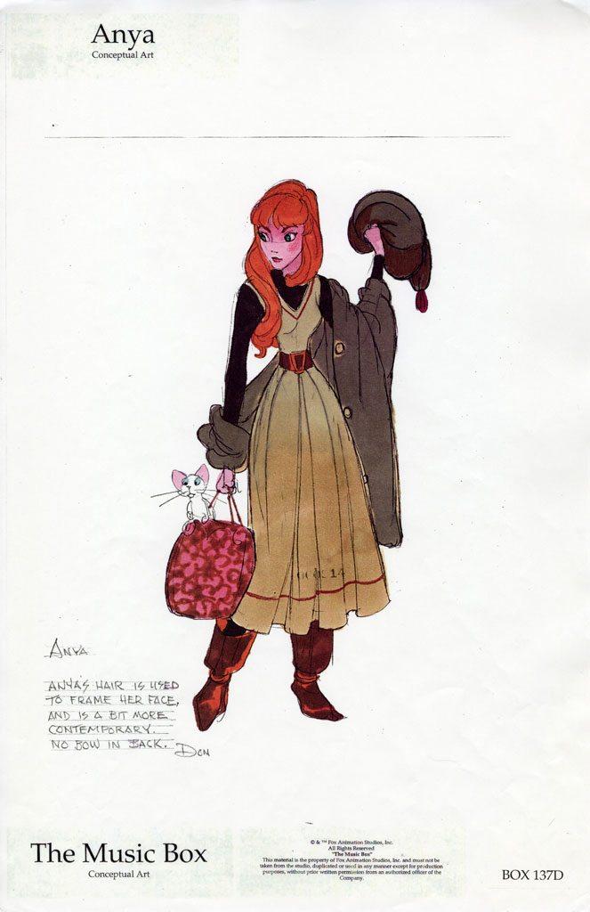 """Anastasia"" concept artwork."