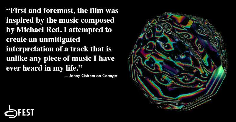 """""""Change"""" by Jonny Ostrem."""