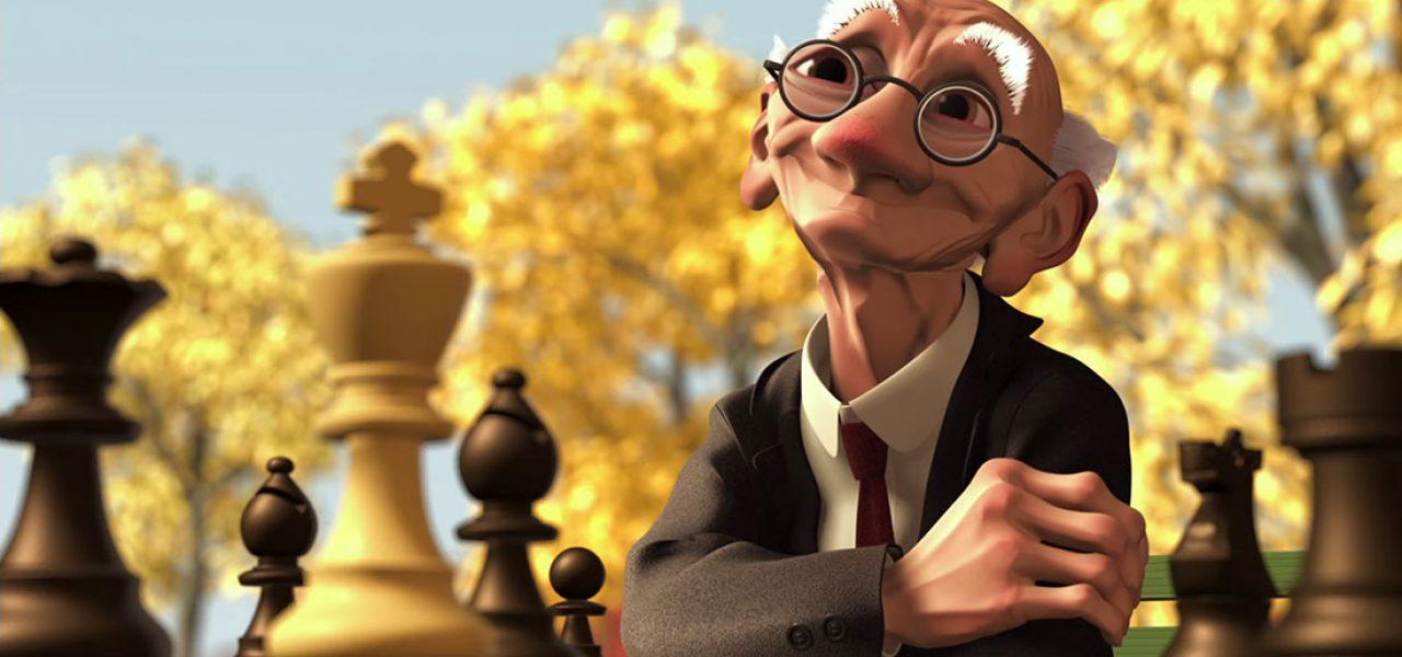 Geri's Game' Turns 20: Director Jan Pinkava Reflects On The Game-Changing  Pixar Short