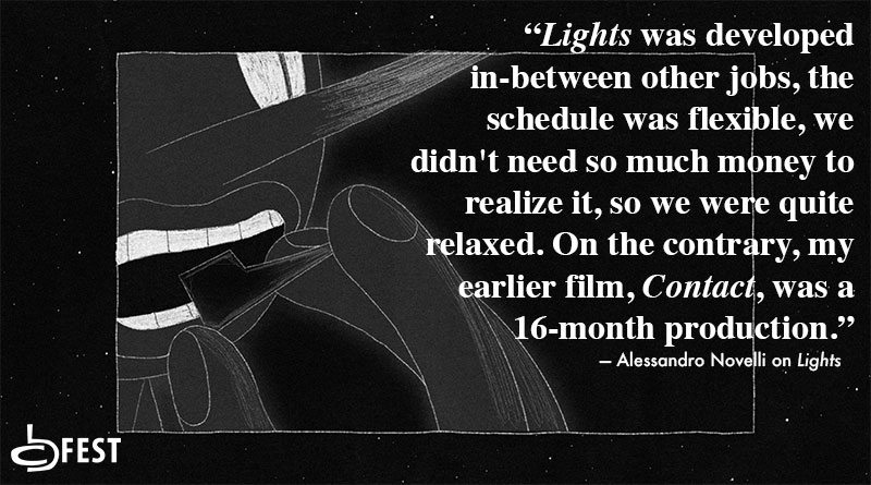 """Lights"" by Alessandro Novelli."