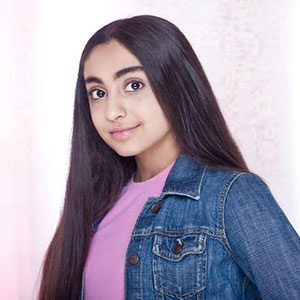"Saara Chaudry voices the lead character, Parvana, in ""The Breadwinner."""