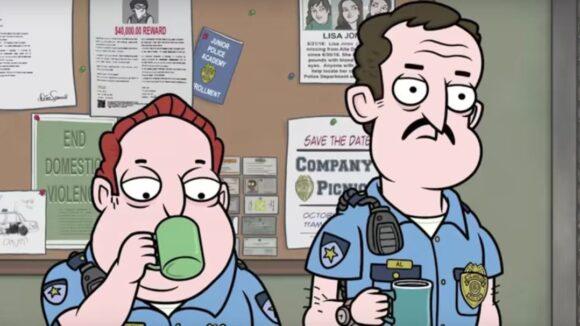 """""""The Cops."""""""