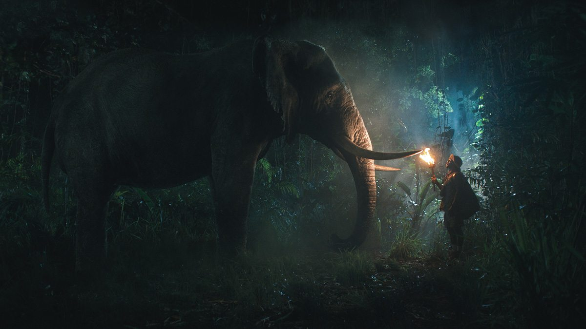 Jumanji Welcome To The Jungle More Than Just Cg Creatures