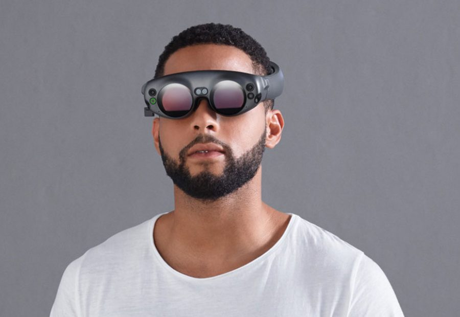 Here's What Magic Leap's Hyped-Up Mixed-Reality Glasses Look Like