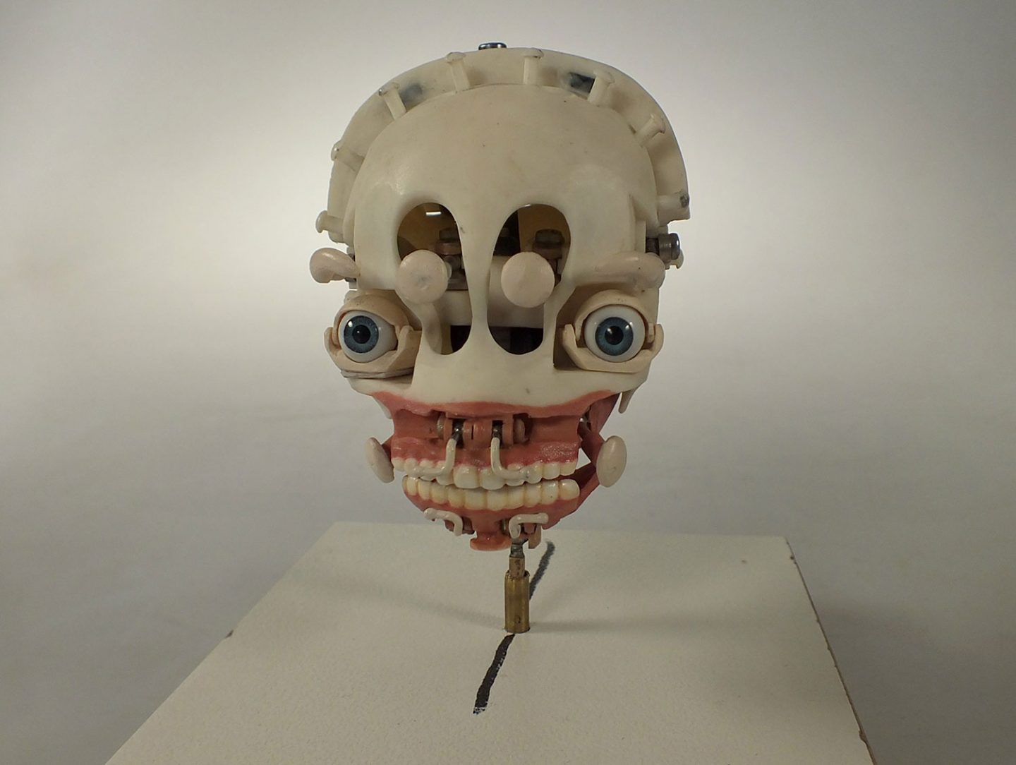 "Mechanical heads will be created for most of the puppets that'll be used in ""Inzomnia."""