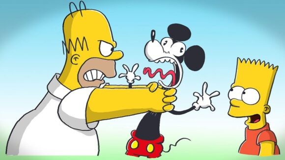 simpsons_disney