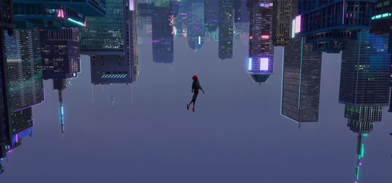 Teaser: 'Spider-Man: Into The Spider-Verse' Looks