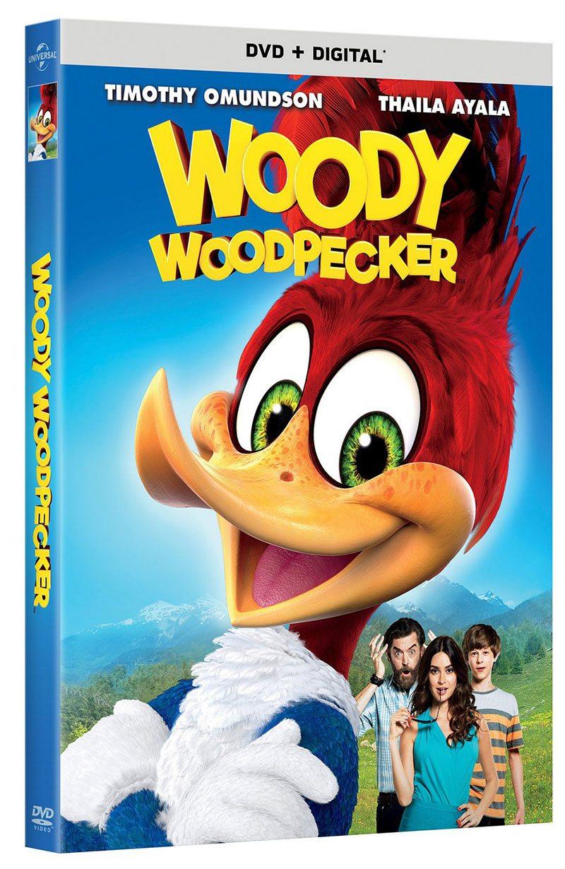 """""""Woody Woodpecker."""""""