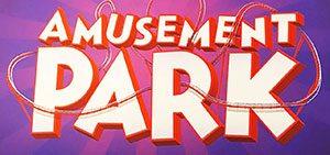 """""""Amusement Park"""" logo."""
