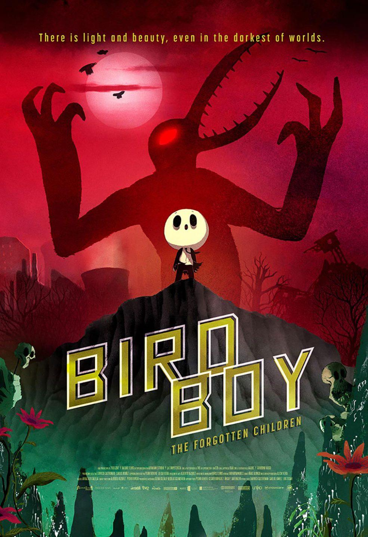 """""""Birdboy: The Forgotten Children."""""""