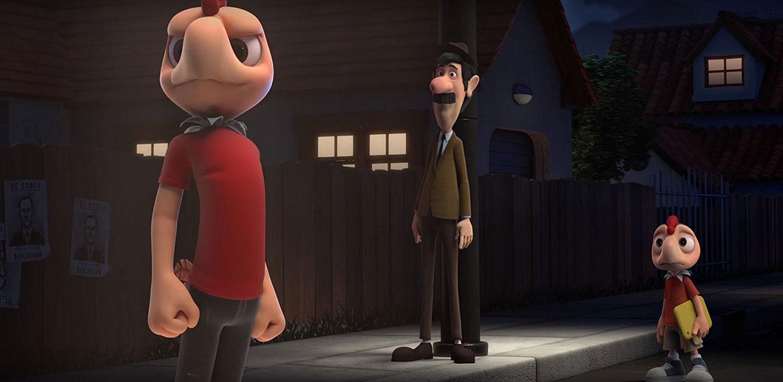 """""""Condorito: The Movie."""""""