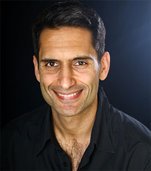 Co-director Alex Orelle.