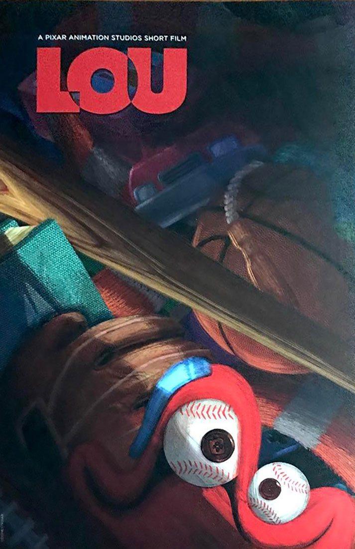 """Lou"" crew poster by Albert Lozano."