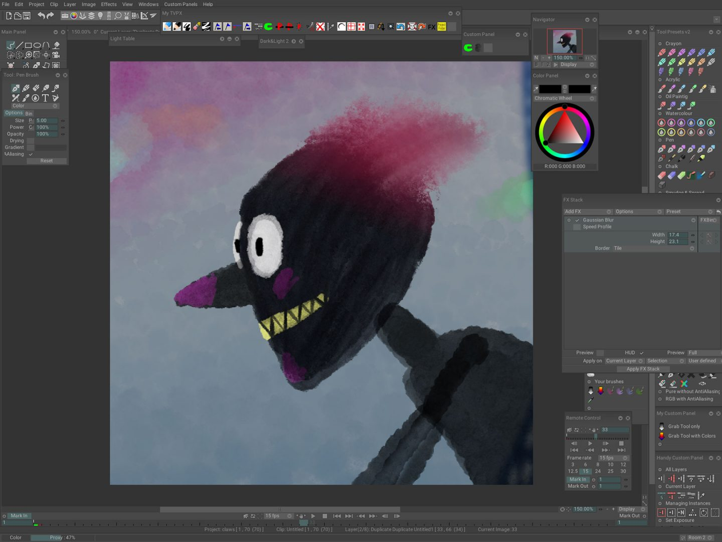 TVPaint Introduces A Free Android Version And Looks Ahead To