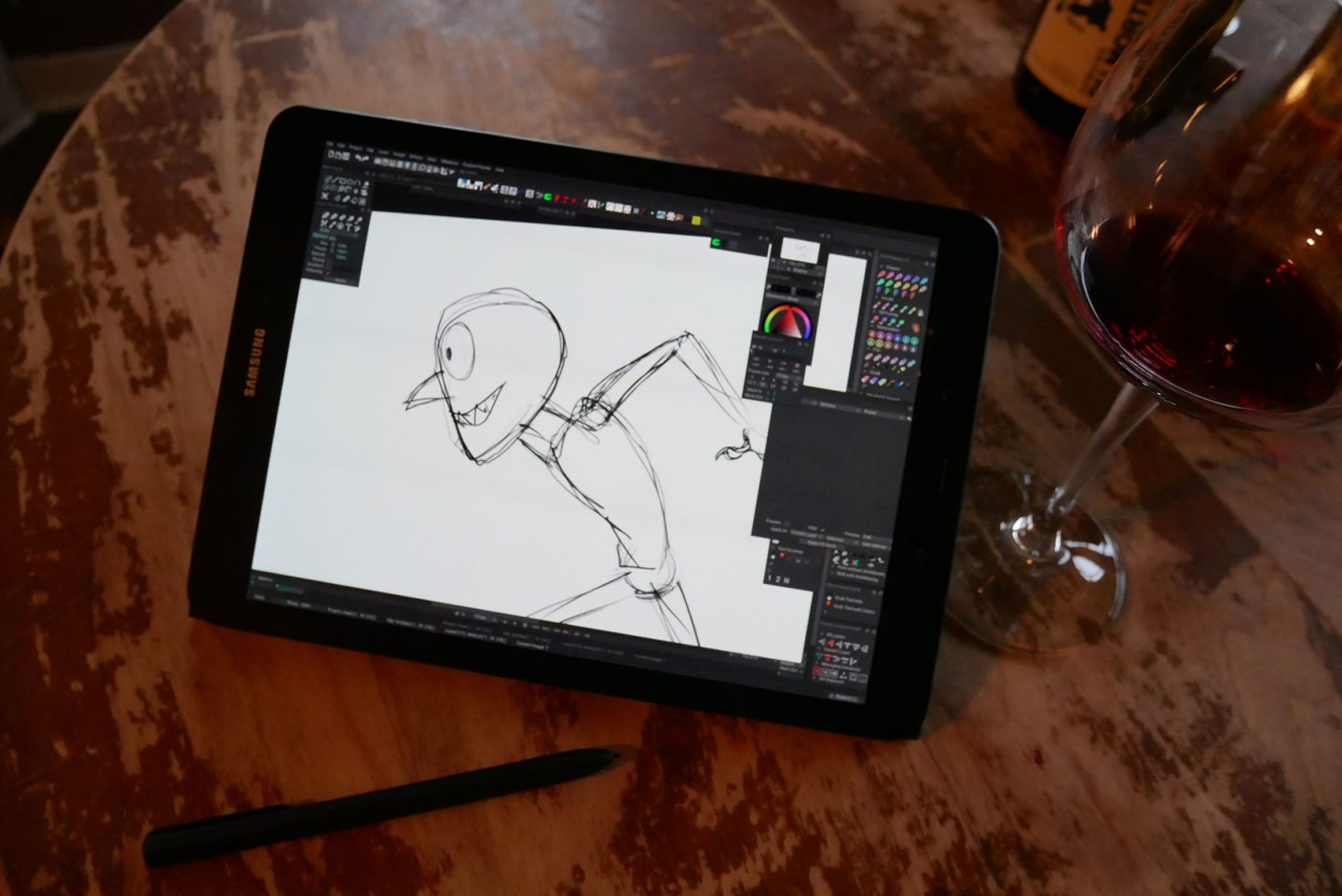 TVPaint is now available for Android users.
