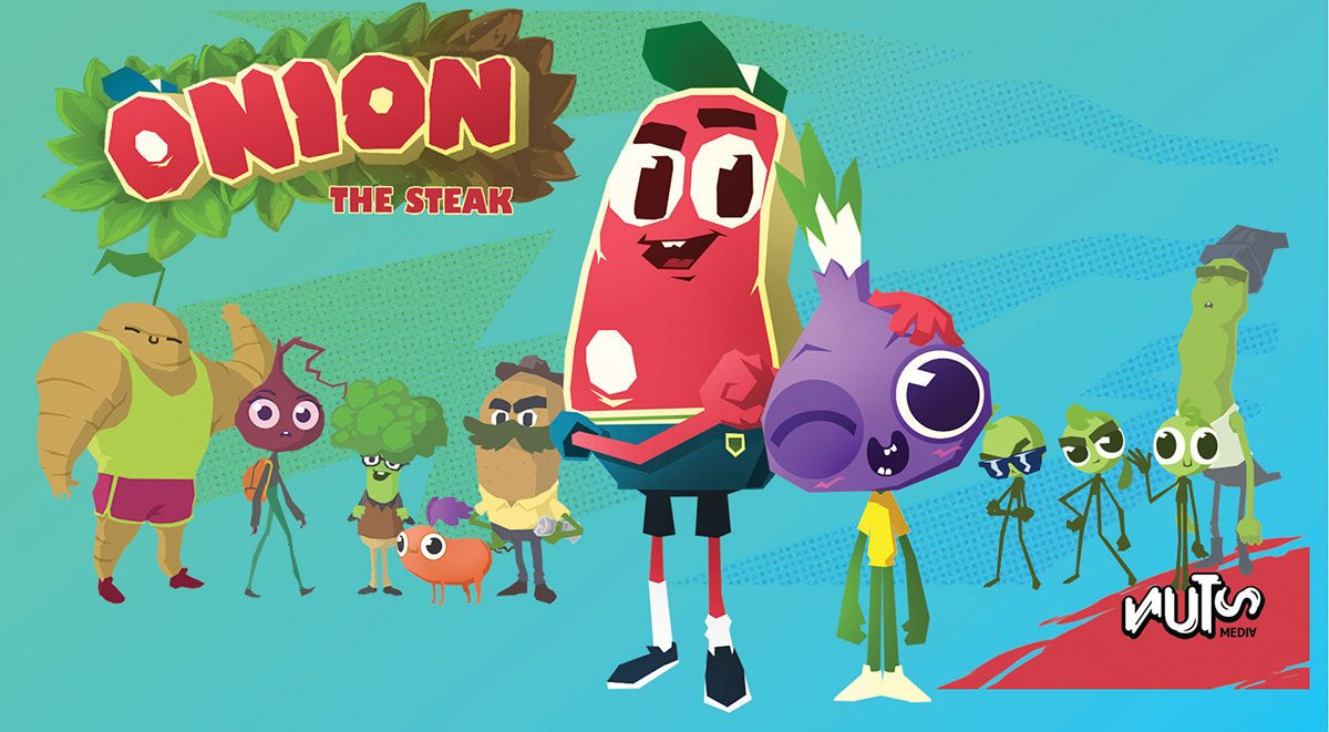 """""""Onion the Steak"""" is a tv series from Argentina."""