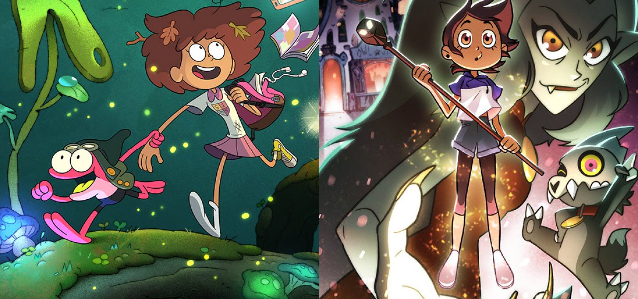 disney tv animation will produce 2 new series amphibia and the