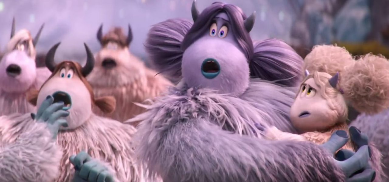 Watch First Full Smallfoot Trailer Released