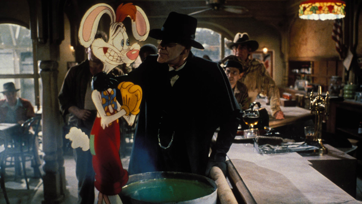 Who Framed Roger Rabbit Hits 30 A Look Back At Ilm S Astonishing Old School Optical Vfx
