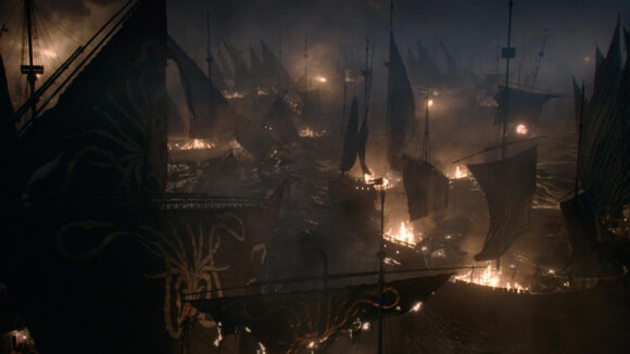 Rodeo FX Shares A VFX Breakdown Of Its Work On 'Game of Thrones