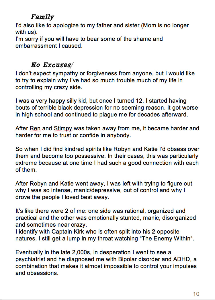 Ren & Stimpy' Creator John Kricfalusi's Apology Triggers Backlash