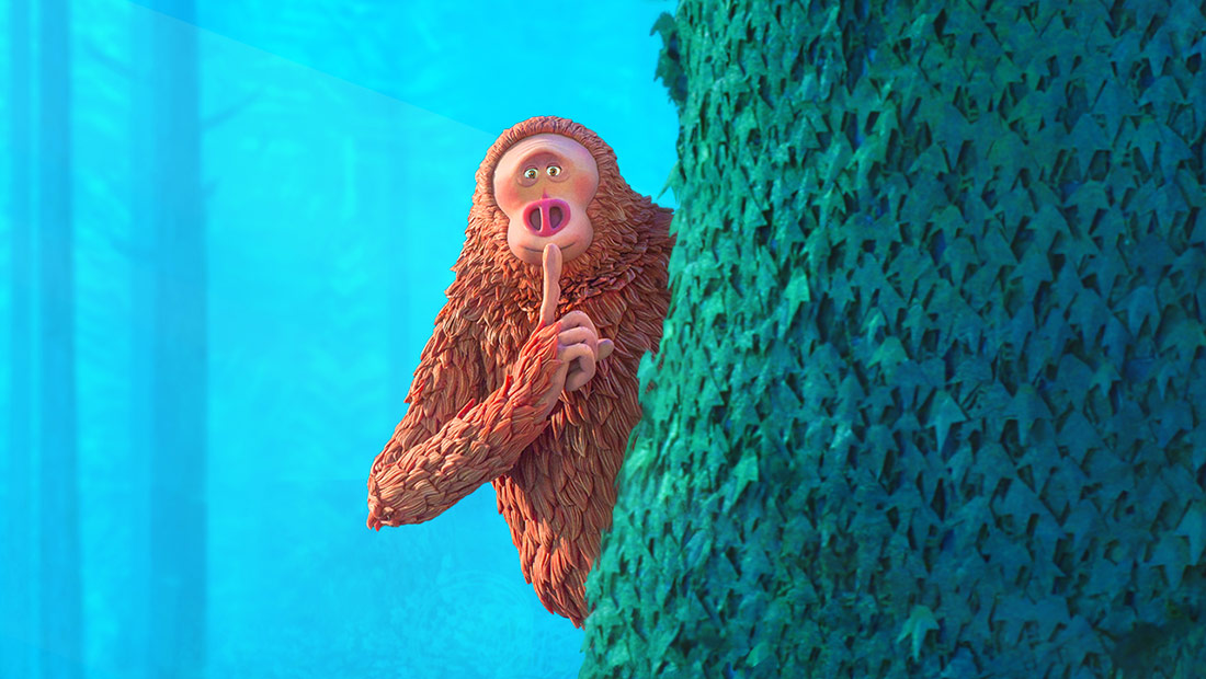 Missing Link - Laika Studia/Annapurna Pictures
