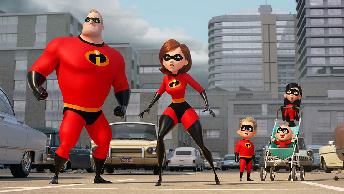 Incredibles 2.