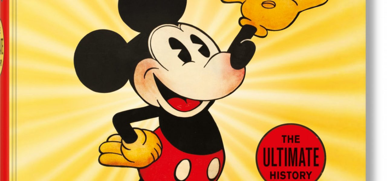preview taschen will release colossal mickey mouse the ultimate