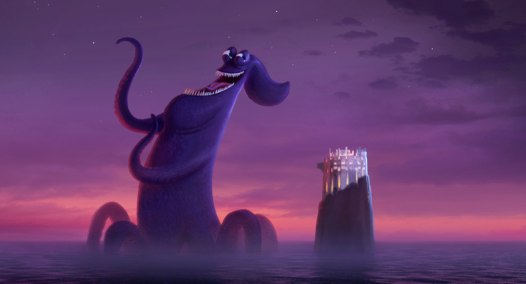 How Did They Actually Animate The Hotel Transylvania 3 Characters 161636 on Shapes That Are Large