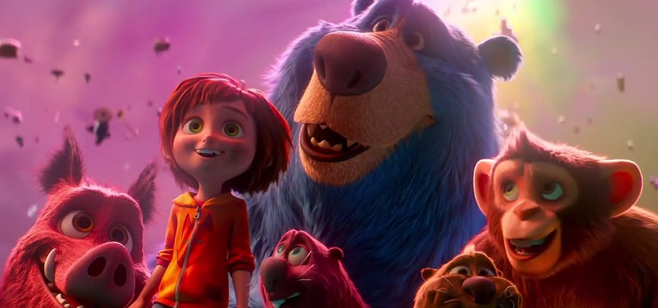 Paramount Releases First Look at 'Wonder Park' (Teaser)