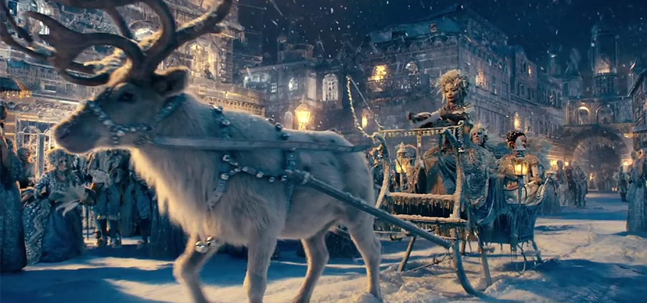 Image result for the nutcracker and the four realms
