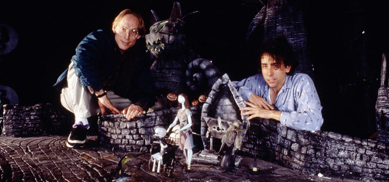 Henry Selick Looks Back On 25 Years Of 'Nightmare Before Christmas'
