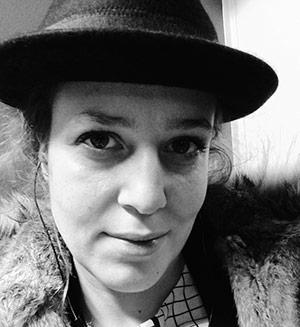 """""""Fjer"""" director Jeanette Nørgaard."""